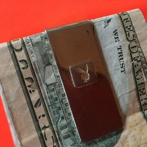 Vintage playboy money clip